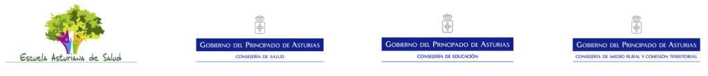 logos de las consejerías asturias